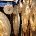 Gong spielen