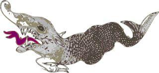 Swadhisthana Krokofisch